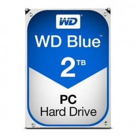 Western Digital 2TB WD Blue Hard Disk Drive/HDD