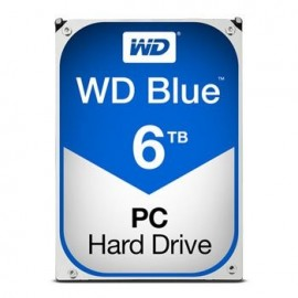 Western Digital WD Blue Hard Disk Drive - 6TB